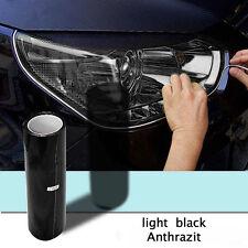 Scheinwerfer Folie Light Black 200 x 30 cm Tönungsfolie Schwarz Rückleuchten 2m