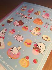 Japanese Mamegoma Notebook