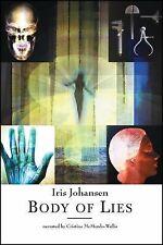 Body of Lies by Iris Johansen (2002, Cassette)