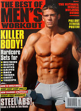 BEST OF MEN'S WORKOUT MAGAZINE 2007 RARE, OUT-OF-PRINT