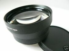 Pro 62mm 2.0X Telephoto Tele Lens For Any 62mm Thread/Filter size