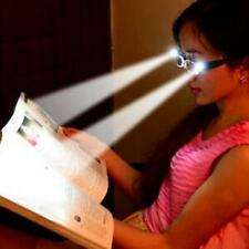 NEW ! Mighty Sight - LED Magnifying Eyewear, 160% Magnification!