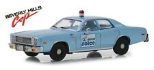 Greenlight 86565 Beverly Hills Cop 1977 Plymouth Fury Detroit Police 1:43 Scale