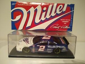 RUSTY WALLACE 1997 ACTION #2 MILLER SUZUKA SPECIAL FORD T-BIRD 1/24 BWB RARE!