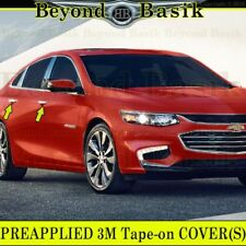 2016 2017 2018 CHEVY Malibu Triple Chrome Door Handle Covers (Exc. 2016 Limited)