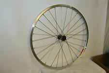 Trek Bontrager Maverick 26 in MTB Front Wheel 28H MSW no skewer Free Ship F13