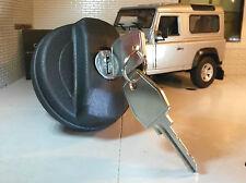Land Rover Defender WLD500200 TD5 TDCi Puma Locking Fuel Filler Cap 90 190 130
