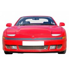 Zunsport Polished silver lower grille set Mitsubishi GTO Mk1 1989-1994