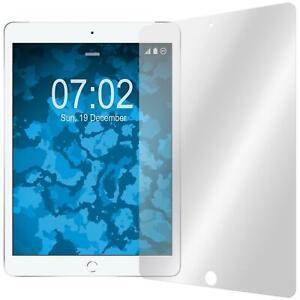 2 x Apple iPad 10.2 (7.-8. Gen.) Pellicola Protettiva trasparente
