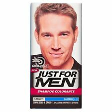 Just for Men Shampoo Colorante Castano Naturale