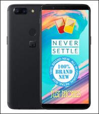 OnePlus 5T - 64GB - Unlocked  Smartphone (Midnight Black) BNIB + UK Warranty