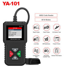 OBD2 Scanner Check Engine Light Fault Automotive Code Reader Diagnostic ScanTool