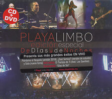 CD - Playa Limbo NEW De Dias Y De Noches 1 CD & 1 DVD EN VIVO*** FAST SHIPPING !