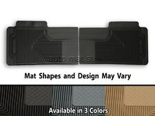 Husky Liners Heavy Duty Second or Third Row Floor Mats - Choice Of Color