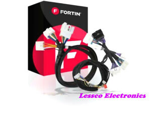 Fortin THAR-ONE-TOY9 Toyota/Lexus T Harness For SELECT 2017 & UP (Key) Vehicles
