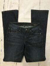 """JAG Woman's Jeans Low-rise Flare Stretch Medium Wash Size 2Petite X 30"""""""