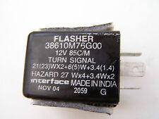 Suzuki Alto MK4 (2002-2007) Flasher Relay  38610M76G00