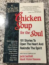 Chicken Soup for the Soul by Jack Canfield (paperback)