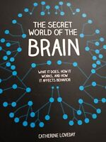 The Secret World Of The Brain Book. Knowledge power learning fun nice read