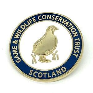 GWCT Scotland Badge - Game & Wildlife Conservation Trust