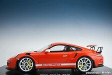 Spark 1:18 Porsche 911 (991) GT3 RS IAA Frankfurt 2015 Exclusive Manufaktur