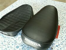 HONDA SL350 SL 350 1971 MODEL  Seat Cover BLACK (H25)
