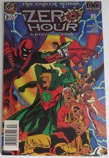 1994 ZERO HOUR: CRISIS IN TIME #3  -    F                 (INV4857)