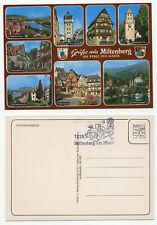 07203 - Grüße aus Miltenberg - Die Perle des Mains - alte Ansichtskarte