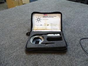 HP Agilent Keysight 1158A 4GHz Active Probe w/ Case & Spec Sheet
