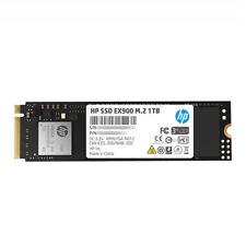 HP EX900 M.2 1TB PCIe 3.1 x4 NVMe 3D TLC NAND Internal Solid State Drive (SSD)