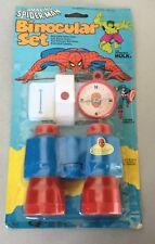 1978#GORDY official MARVEL Spiderman  Binocular Set Mego  Era#MOSC RARE CARDED