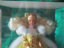 Barbie Happy Holidays 1994 Gran Galà Mattel Nuova Vetrina Spaccata