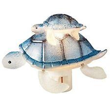 Sea Turtle Mom with Baby Night Light, Swivel Plug, New, Free Shipping
