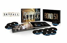 Bond 50: Celebrating Five Decades of Bond 007 (Blu-ray Disc, 2013, 23-Disc Set,