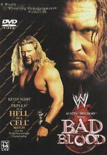 WWE Bad Blood [DVD] NEW!