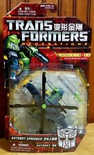 Transformers GDO Generations Deluxe Springer MOSC 2012 AFA