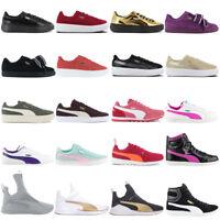 Puma Damen Sneaker Schuhe Freizeit Turnschuhe High Mid Low Sportschuhe SALE NEU