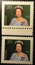 """CANADA STAMP SC #1167, 1167as """"QUEEN"""""""