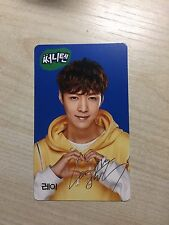 Exo Lay Official Sunny 10 Photocard Smtown Kpop