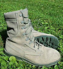Wellco US Military GI Sage Air Force Flight Combat Work GORETEX USAF Boots 7 W