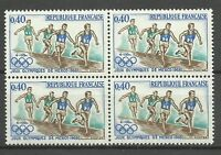 France Sport Jeux Olympique Mexico Summer Olympics Games 4 X 100M Relay ** 1968