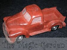 Vintage car ute vehicle plaster cement craft latex moulds molds