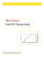 The Ultimate Ford EFI Tuning Guide Binary Editor Software &  Moates Hardware