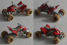 Hot Wheels - Sand Stinger Quad rot