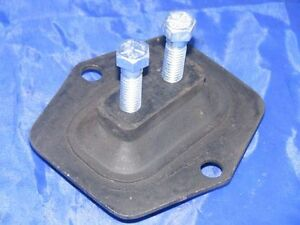 Transmission Mount 1962 62 1963 63 Cadillac - NEW Mount with Fresh Rubber