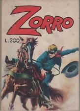 LA FRUSTA DI ZORRO N.12 LONG FLAIT cerretti 1975