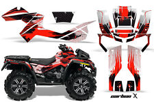 Can-Am Outlander XMR Graphic Kit 500/800 AMR Decal ATV Sticker Part CARBON R