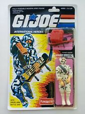 G. I. JOE  Storm Shadow MOC FUNSKOOL International Heroes Russian Figure Hasbro