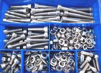 330 Teile Innensechskant Zylinder Schrauben Sortiment DIN 912 M3-M4-M5 BOX