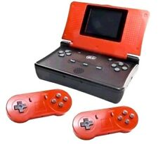 FC 16 Go System Red Portable SNES Game Player for SENS Game 16 Bit Cartridge